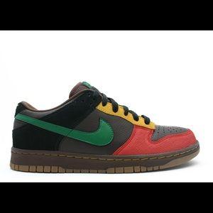 RARE Nike Dunk Low 6.0 Sneakers Men's Size 8